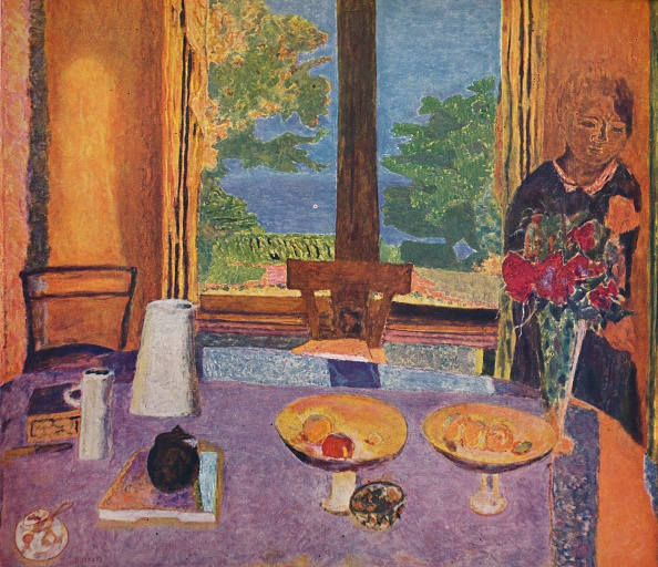 Vibrant Color「Dining Room On The Garden - Interior」:写真・画像(18)[壁紙.com]