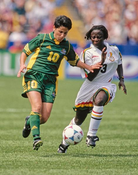 Women's Soccer「1999 FIFA Women's World Cup」:写真・画像(16)[壁紙.com]