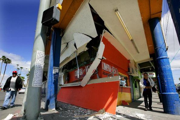 Baja California Norte「7.2 Earthquake Hits Baja Area Of California and Mexico」:写真・画像(12)[壁紙.com]