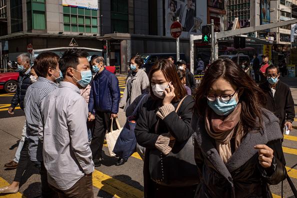 Street「China's Wuhan Coronavirus Spreads In Hong Kong」:写真・画像(18)[壁紙.com]