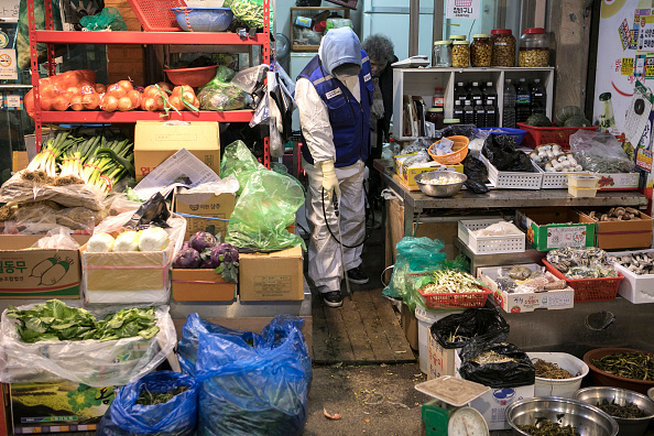 Food「Concern In South Korea As The Wuhan Coronavirus Spreads」:写真・画像(16)[壁紙.com]