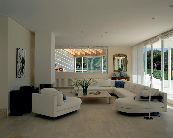 Living Room「View of a cozy living room」:写真・画像(15)[壁紙.com]