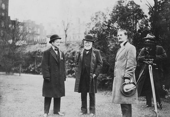 Philanthropist「Carnegie Filming」:写真・画像(12)[壁紙.com]