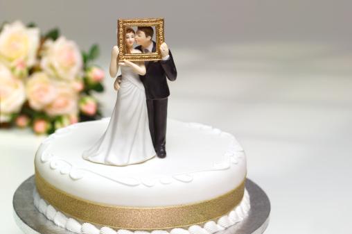 Male Likeness「The perfect couple on wedding cake」:スマホ壁紙(15)