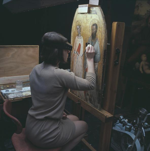 Painting - Activity「Restoring Paintings」:写真・画像(6)[壁紙.com]