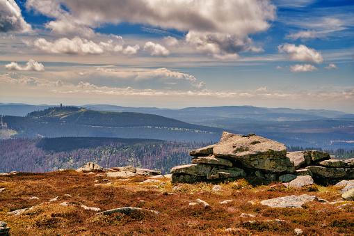 Harz Mountain「Harz National Park -Brocken / Goehte / Faust」:スマホ壁紙(4)