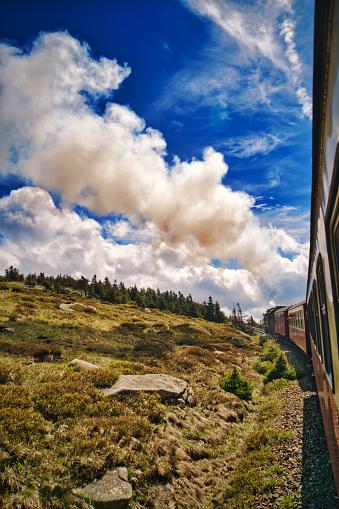 Harz Mountain「Harz National Park -Brocken / Railway」:スマホ壁紙(9)