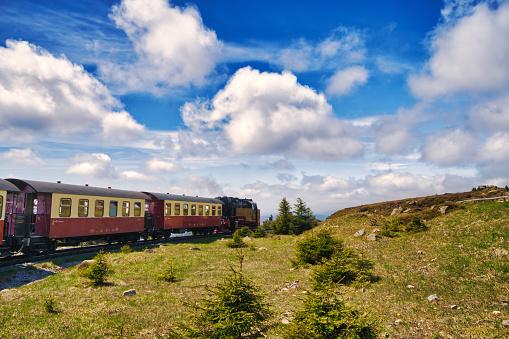 Harz Mountain「Harz National Park -Brocken / Railway」:スマホ壁紙(15)
