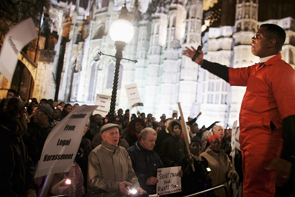 Preacher「Religious Groups Protest Over Gay Rights Bill」:写真・画像(7)[壁紙.com]