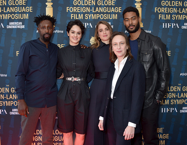 Motion Picture Association of America Award「HFPA's 2020 Golden Globes Awards Best Motion Picture - Foreign Language Symposium」:写真・画像(15)[壁紙.com]