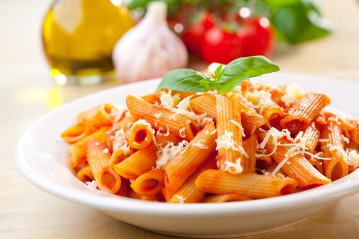 Tomato Sauce「Penne, tomato and basil」:スマホ壁紙(6)