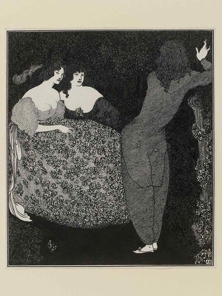 Art Nouveau「Tristan And Isolde」:写真・画像(9)[壁紙.com]