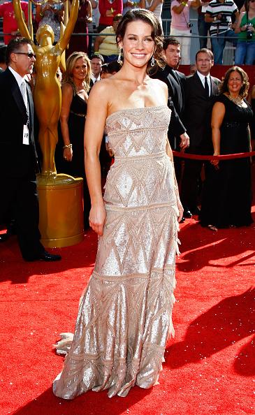 Geometric Shape「60th Primetime Emmy Awards - Arrivals」:写真・画像(9)[壁紙.com]