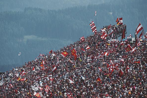 Austrian Culture「F1 Grand Prix of Austria」:写真・画像(7)[壁紙.com]