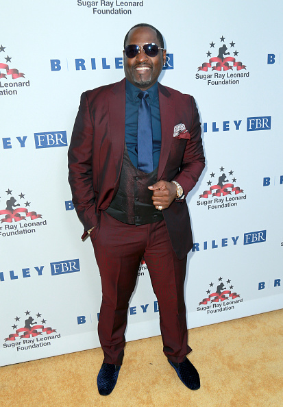 """Goatee「B. Riley FBR, inc. Presents The 9th Annual """"Big Fighters, Big Cause"""" Charity Boxing Night Benefiting The Sugar Ray Leonard Foundation」:写真・画像(12)[壁紙.com]"""