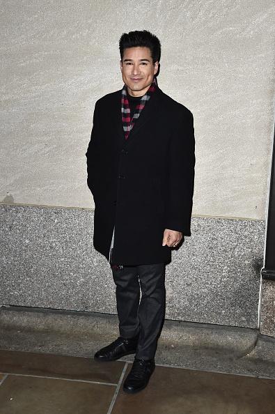 マリオ・ロペス「87th Annual Rockefeller Center Christmas Tree Lighting Ceremony」:写真・画像(17)[壁紙.com]