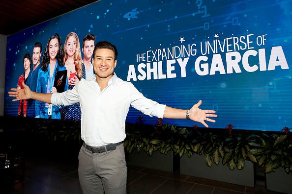 """マリオ・ロペス「""""The Expanding Universe of Ashley Garcia"""" Cast & Crew Screening」:写真・画像(12)[壁紙.com]"""