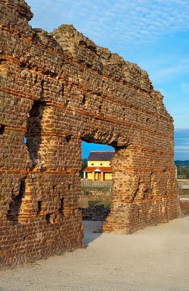 Roman Bath「Wroxeter Roman City」:写真・画像(15)[壁紙.com]
