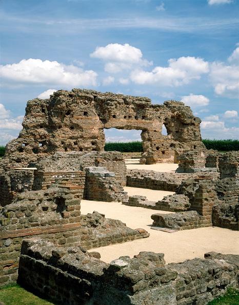 Roman Bath「Wroxeter Roman City」:写真・画像(17)[壁紙.com]
