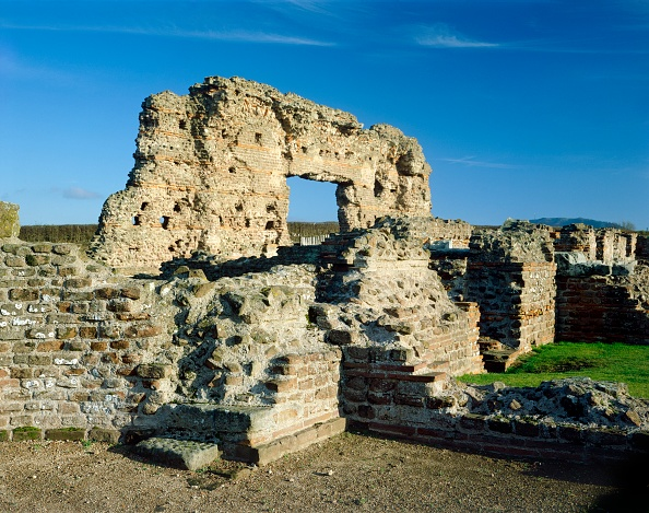 Roman Bath「Wroxeter Roman City」:写真・画像(5)[壁紙.com]