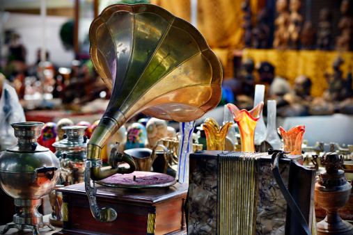 Audio Equipment「Flea market」:スマホ壁紙(10)