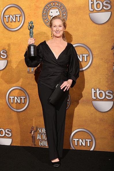 Uncertainty「15th Annual Screen Actors Guild Awards - Press Room」:写真・画像(3)[壁紙.com]