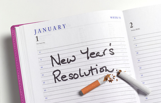 Destruction「New Year's Resolution Quitting Smoking, in Diary」:スマホ壁紙(14)