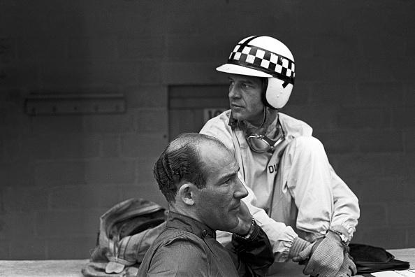 Spa「Innes Ireland, Stirling Moss, Grand Prix Of Belgium」:写真・画像(15)[壁紙.com]