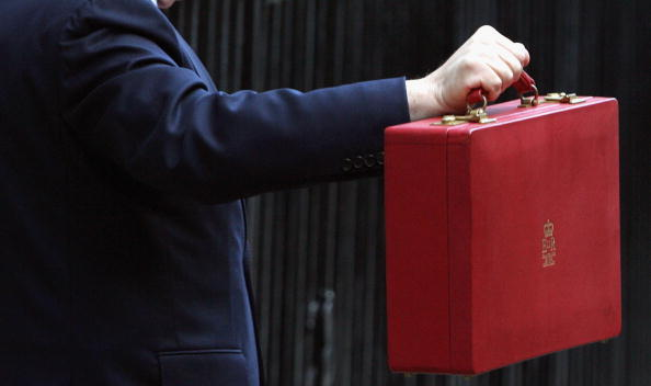 Box - Container「Chancellor Gordon Brown Presents 11th Annual Budget」:写真・画像(14)[壁紙.com]