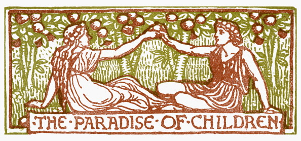 1900「The Paradise of children」:写真・画像(16)[壁紙.com]