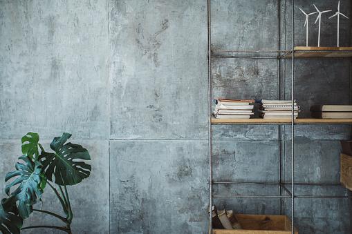 Board Room「Empty modern office space」:スマホ壁紙(18)