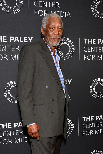 """Paley Center for Media「The Paley Center Presents """"The Story Of Us With Morgan Freeman""""」:写真・画像(9)[壁紙.com]"""