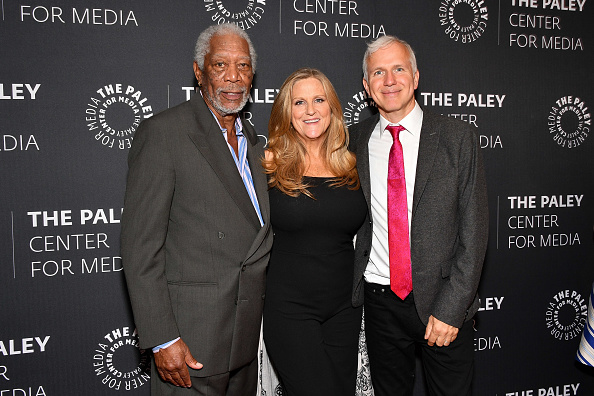 """Paley Center for Media「The Paley Center Presents """"The Story Of Us With Morgan Freeman""""」:写真・画像(10)[壁紙.com]"""