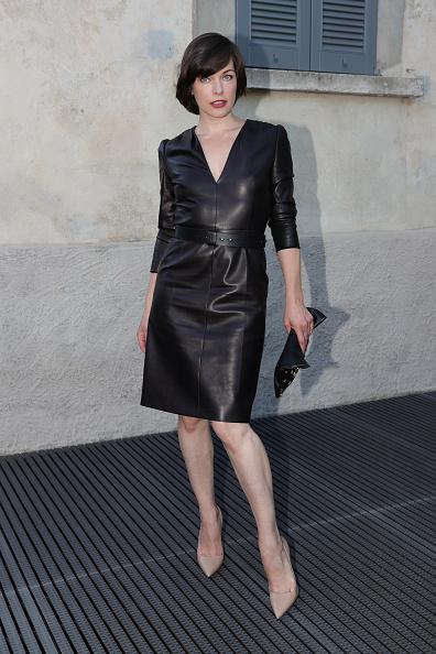 Leather「Private View Of 'TV 70: Francesco Vezzoli Guarda La Rai' At Fondazione Prada」:写真・画像(16)[壁紙.com]