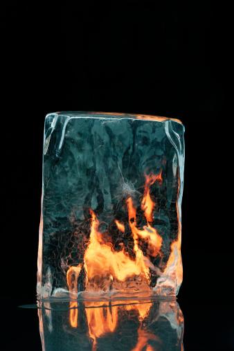 Destruction「Fire in block of ice」:スマホ壁紙(10)