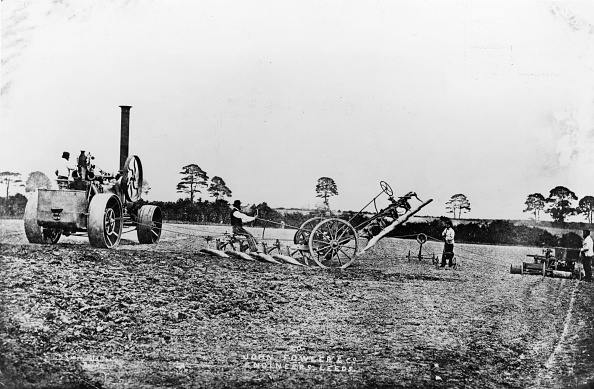 Tractor「Traction Plough」:写真・画像(17)[壁紙.com]
