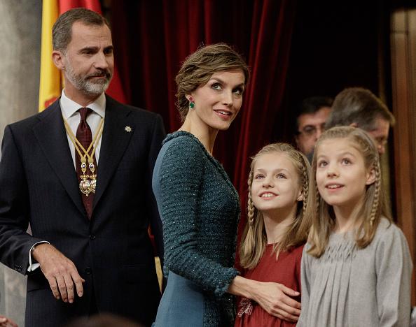 Activity「Spanish Royals Attend the 12th Legislative Sessions Opening」:写真・画像(11)[壁紙.com]