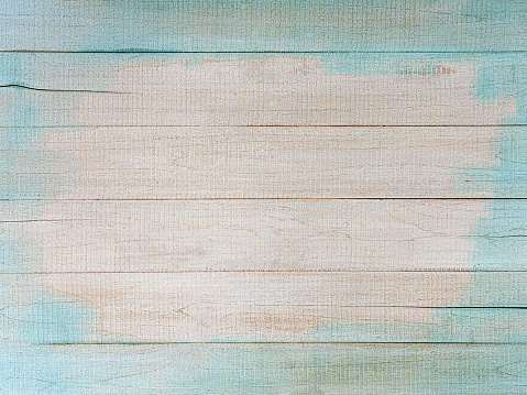 Pastel「Distressed, worn, weathered, old, blue and white, wooden panel abstract background.」:スマホ壁紙(19)