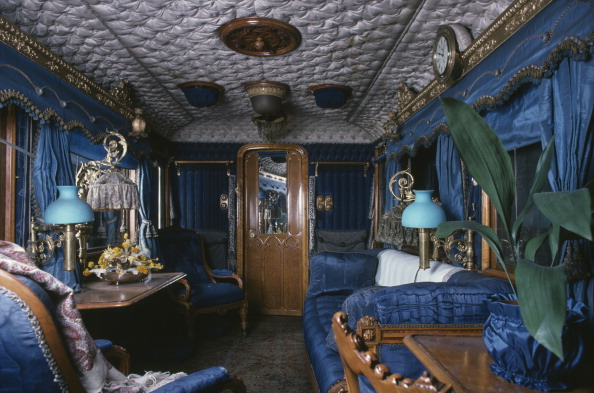 Train - Vehicle「Royal Train」:写真・画像(16)[壁紙.com]