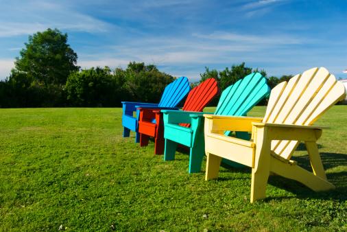 Adirondack Chair「Garden Chairs」:スマホ壁紙(17)