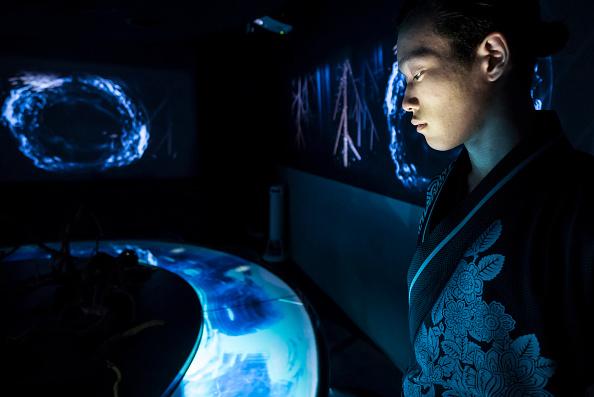 Japan「Dining Inside Tokyo's Virtual Reality Restaurant」:写真・画像(1)[壁紙.com]
