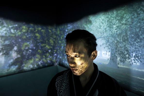 Japan「Dining Inside Tokyo's Virtual Reality Restaurant」:写真・画像(8)[壁紙.com]