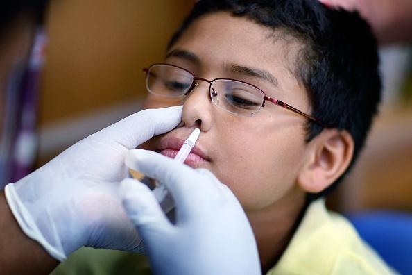 Flu Virus「South Florida Begins Mass Distribution Of H1N1 Vaccine」:写真・画像(17)[壁紙.com]