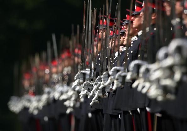 British Military「The Commandants Parade」:写真・画像(2)[壁紙.com]