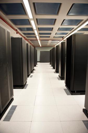Big Data「Servers in the data center」:スマホ壁紙(8)