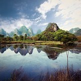 桂林山水壁紙の画像(壁紙.com)