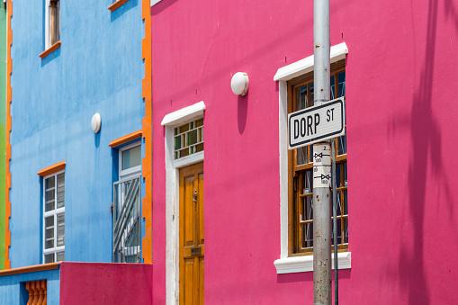 Malay Quarter「Colorful houses in Bo Kaap」:スマホ壁紙(18)