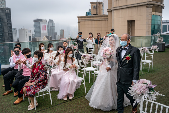 Lifestyles「Hong Kong Imposes Social Distancing As The Coronavirus Continue To Spread」:写真・画像(1)[壁紙.com]
