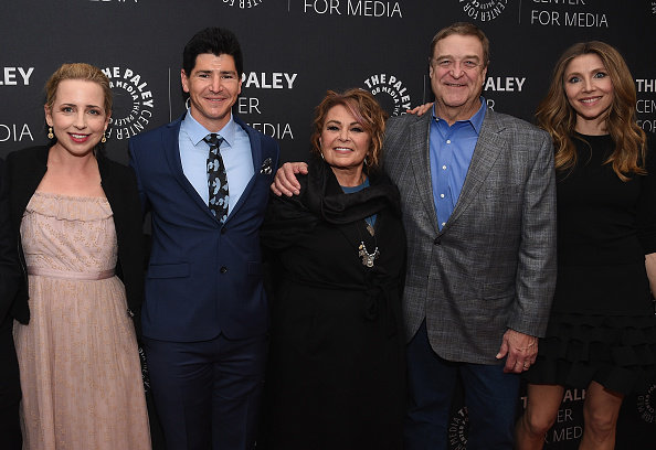 """Paley Center for Media「An Evening With The Cast Of """"Roseanne""""」:写真・画像(16)[壁紙.com]"""