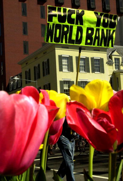 Taco「Protesters Rallly Against World Bank And IMF」:写真・画像(19)[壁紙.com]